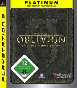 The Elder Scrolls IV: Oblivion - Game of the Year Edition Platinum