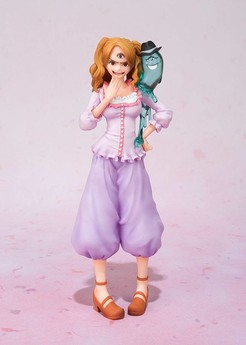 One Piece FiguartsZERO Charlotte Pudding 15cm