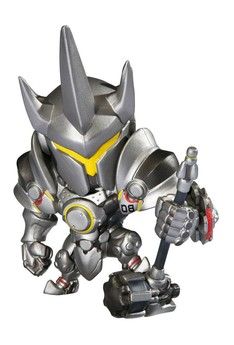 Overwatch Cute but Deadly Medium Vinyl Figur Reinhardt