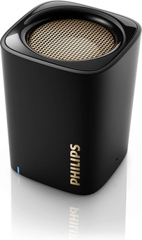 Philips BT 100 Bluetooth-Lautsprecher