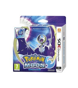 Pokémon Mond - Fan-Edition + Steelbook UK-Import