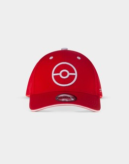 Pokemon - Traimer Tech Cap rot