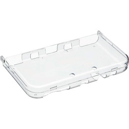 Tasche Polycarbonat Case crystal New 2DS XL