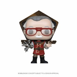 POP! 655 - Thor Ragnagrok: Stan Lee in Ragnarok Outfit (9cm)