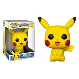 POP! Games 353 - Pokémon: Pikachu (25cm)