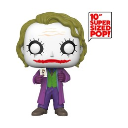 POP! Heroes 334 - The Dark Knight Trilogy: The Joker (25cm)