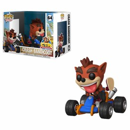 Funko POP! Rides: CTR - Crash Bandicoot