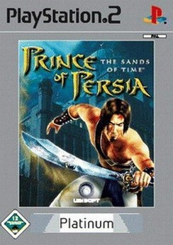 Prince of Persia - The Sands of Time - Platinum