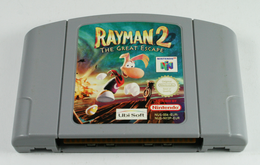 Rayman 2 - The Great Escape