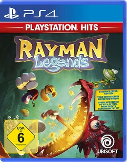 Rayman Legends PlayStation Hits