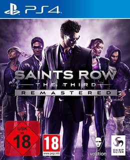 Saint Row 3 Remastered