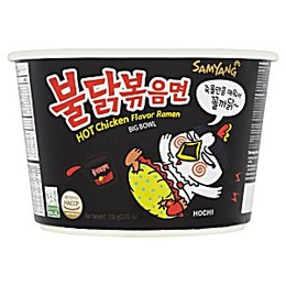 Samyang Big Bowl Hot Chicken Ramen 105 g