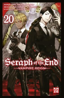 Seraph of the End - Vampire Reign 20