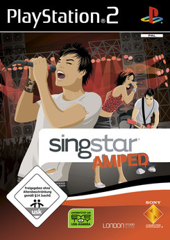 SingStar Amped (Standalone)