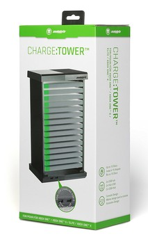 Snakebyte Charge:Tower