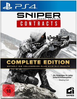 Sniper Ghost Warrior Contracts - Complete Edition