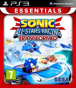Sonic & Sega All-Stars Racing - Transformed