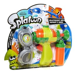 Splatoon Splattershot Mini Blaster