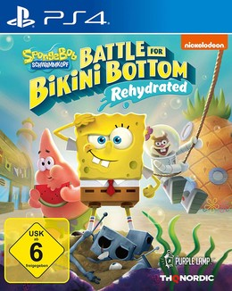 Spongebob Schwammkopf - Battle for Bikini Bottom Rehydrated