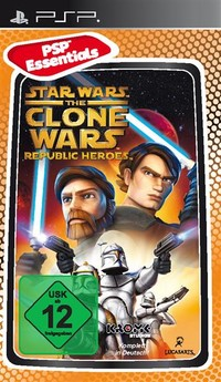 Star Wars - The Clone Wars: Republic Heroes (Essential)