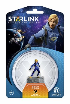 Starlink Pilot Pack - Levi McCray