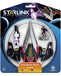 Starlink Starship Pack - Lance + Imploder & Hunter