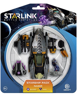 Starlink Starship Pack - Nadir + Nullfire & Shaid