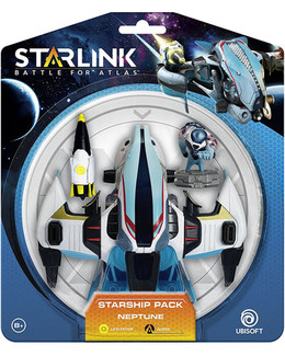 Starlink Starship Pack - Neptune + Levitator & Judge
