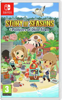 Story of Seasons: Pioneers of Olive Town [PEGI]