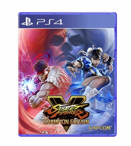 Street Fighter 5 Champions Edition