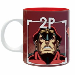 Street Fighter Tasse