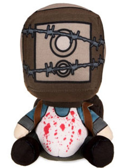 Stubbins - Evil Within - The Keeper Plüsch