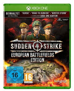 Sudden Strike 4 European Battlefields Edition