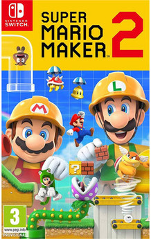 Super Mario Maker 2 UK-Import
