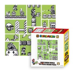 Super Mario World - Puzzle