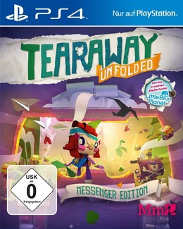 Tearaway Unfolded (Messenger Edition)