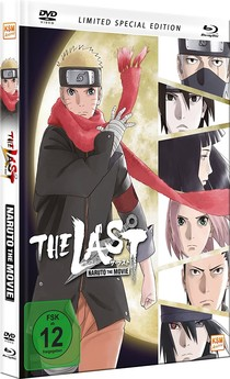 The Last: Naruto - The Movie (Special Limited Edition) Blu-ray+DVD