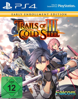 The Legend of Heroes: Trails of Cold Steel III Early Enrollment Edition