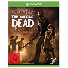The Walking Dead - A Telltale Games series - Game of the Year Edition