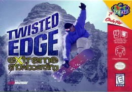 Twisted Edge: Snowboarding