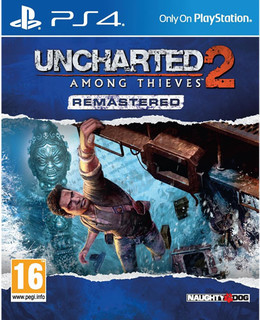 Uncharted 2: Among Thieves Remastered AT-Import