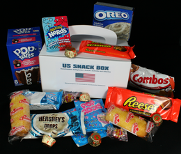 US Snack Box