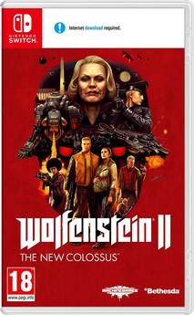 Wolfenstein II: The New Colossus UK-Import