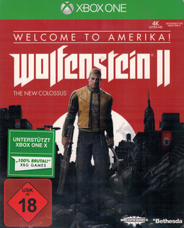 Wolfenstein 2: The New Colossus - Welcome to Amerika Special Edition