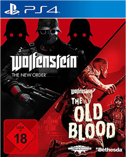 Wolfenstein Doublepack (New Order + Old Blood)