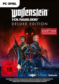 Wolfenstein Youngblood - Deluxe Edition (Code in a box)