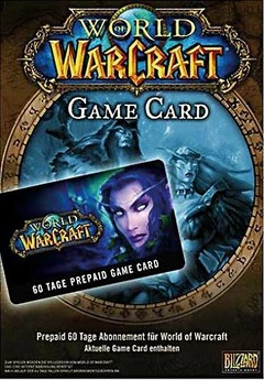 World of Warcraft Pre-Paid Karte (60 Tage)