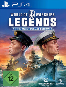 World of Warships Legends - Firepower Deluxe Edition