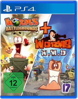 Worms Double Pack (Battlegrounds + W.M.D)