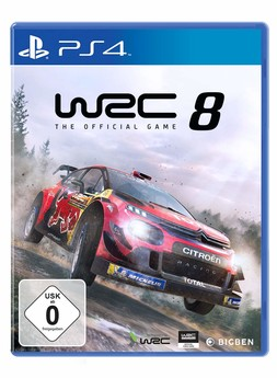 WRC 8 - World Rally Championship